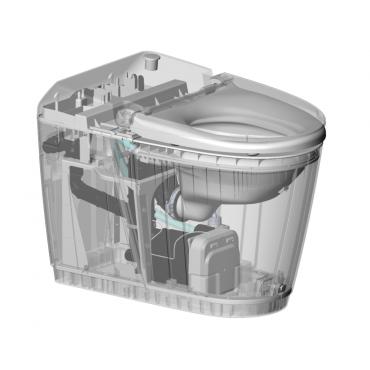 SFA sanibroyeur sanismart toilet avec broyeur