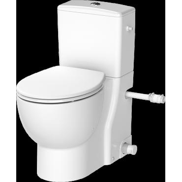sanibroyeur sanicompact saniflush toilet