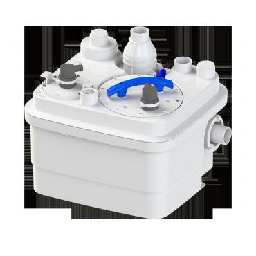 SFA sanibroyeur Sanicubic 1 WP vuilwater opvoerinstallatie