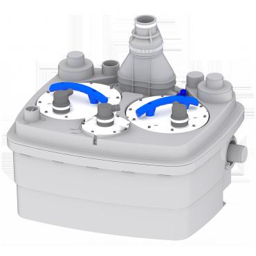 SFA sanibroyeur sanicubic 2 classic vuilwater opvoerinstallatie